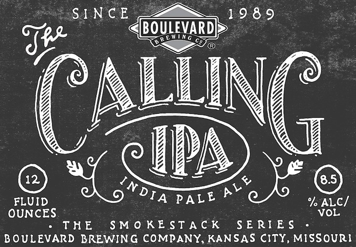 The Calling Ipa. Boulevard Brewing Company.