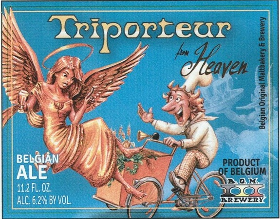 Triporteur From Heaven