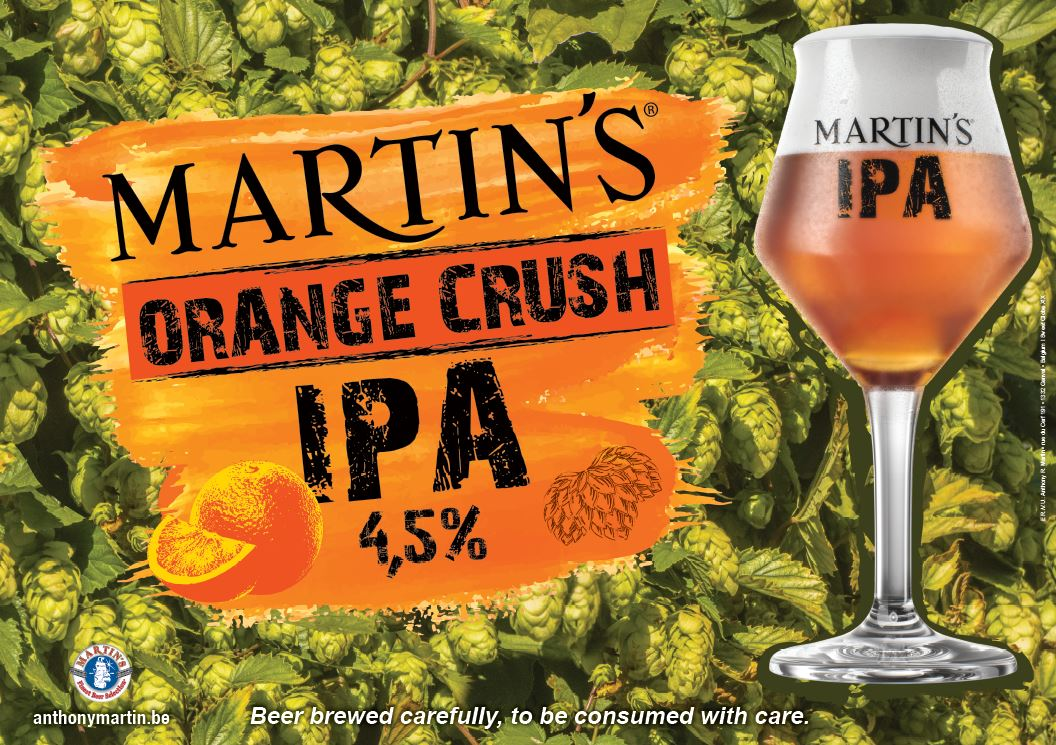 Martin's Orange Crush Ipa