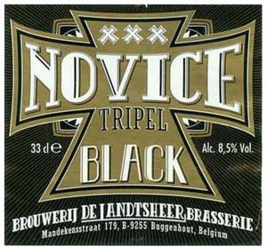 Novice Black Tripel