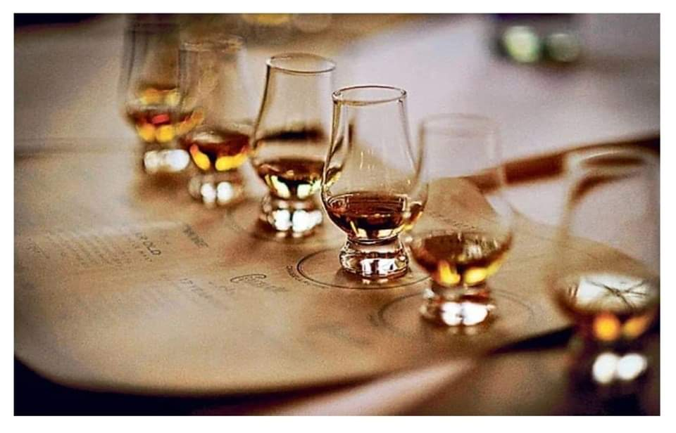 Luxe Whisky Tasting